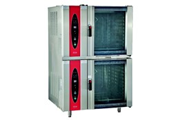 Convection Oven/Electric Operated 10+10 1/1 GN Trays