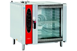 Steam Convection Oven/Electric 10* 1/1 GN Trays