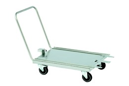 40 trays Combi oven trolley