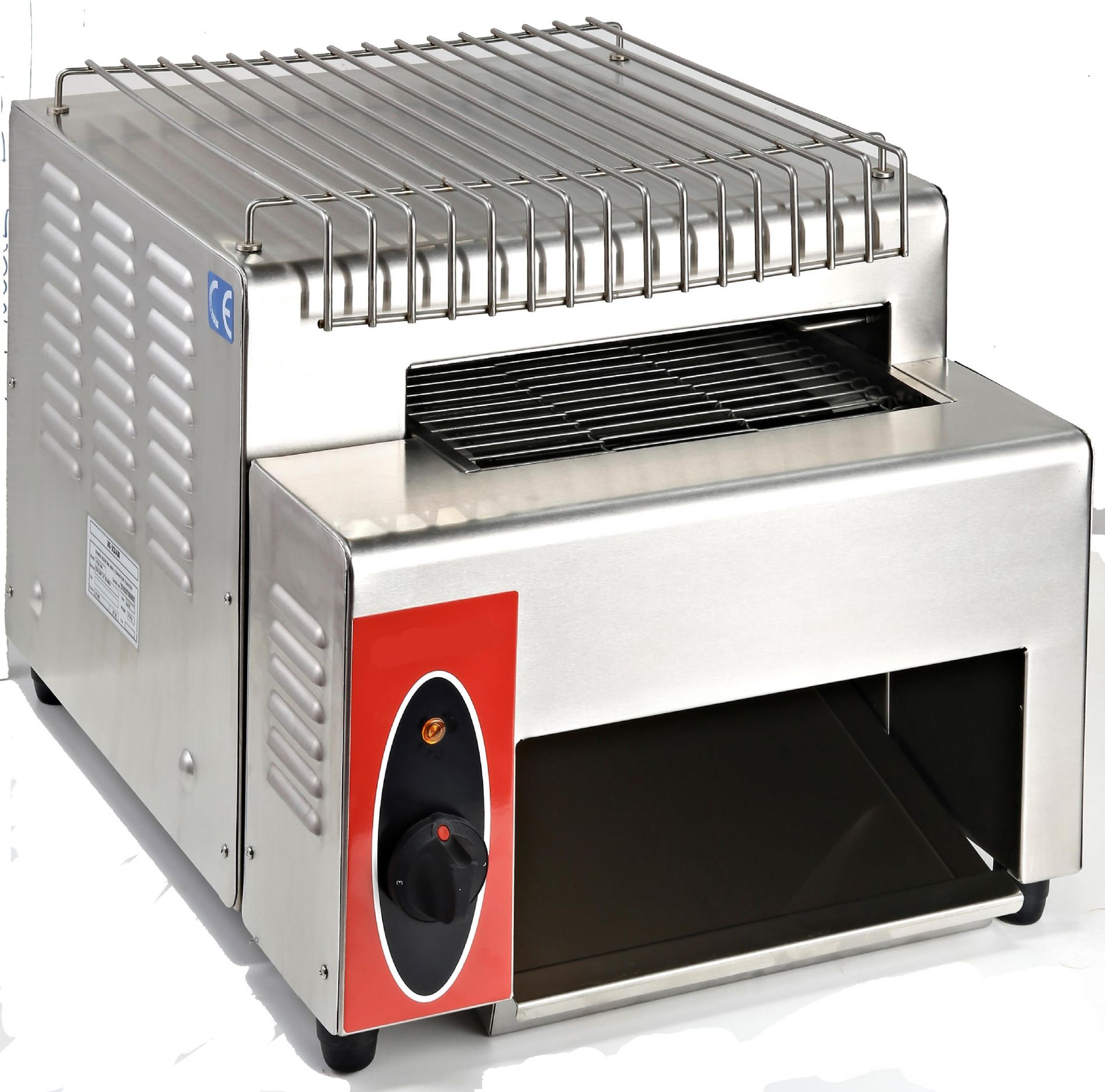 Electric Conveyor Toaster ~ Conveyor toaster electric fnf metal