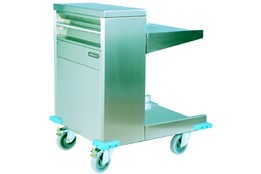 Tray Collecting Trolley