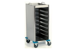 Self Service Tray Collecting Trolley(20 pcs.37*53 Tray)