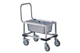 Flour and Sugar Trolley