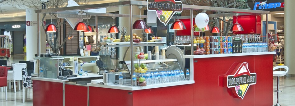 FNF Metal & Karelli - Industrial Kitchen Equipment Manufacturer From Turkey