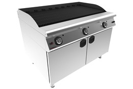 Grill with Water System / Gas