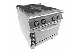 Cooker with Oven / Elc