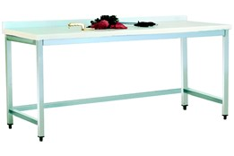 Polyethylene Top Table/without Lower Shelf